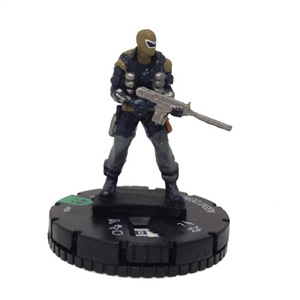 Agent Zero 026 Marvel Deadpool Heroclix