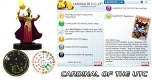 Cardinal of the UTC 003