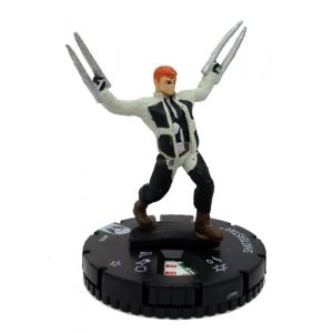 Shatterstar 010 Marvel Wolverine and the X-Men