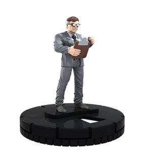 Senator Robert Kelly 008 Marvel X-Men Days of Future Past Heroclix