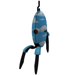 Sky Camo Sentry Turret Closed Portal 2