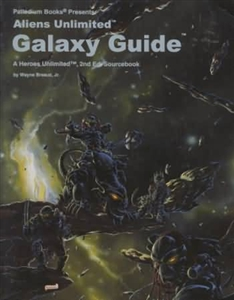 Aliens Unlimited Galaxy Guide (Rifts RPG)