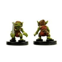Goblin Warrior (Red) 001