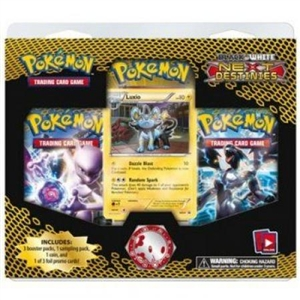 Black & White: Next Destinies 3-Pack Blister