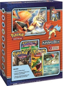 Pokemon TCG: Keldeo Collection Box
