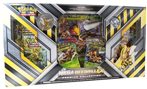 Pokemon TCG:  Mega Beedrill-EX Premium Collection
