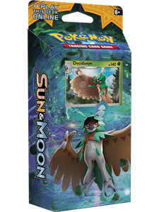 Pokemon TCG: Sun & Moon - Forest Shadow Theme Deck