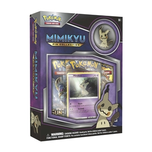 Pokemon - Mimikyu Pin Collection