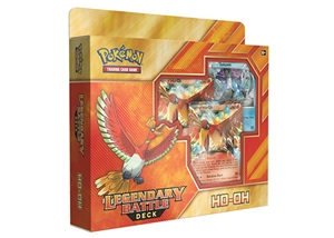 Pokemon - Ho-oh Legendary Battle Deck