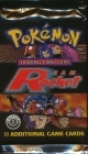 Team Rocket Pokemon Booster Pack