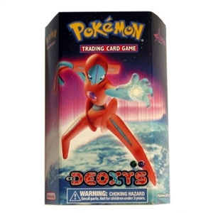 EX Deoxys Starcharge Theme Deck