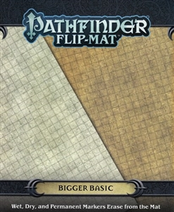 Pathfinder Roleplaying Game: Flip Map - Bigger Basic