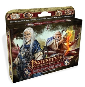 Pathfinder Adventure Card Game: Class Deck – Wizard