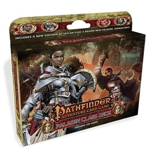 Pathfinder Adventure Card Game: Class Deck – Paladin