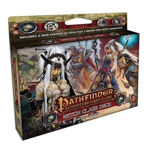 Pathfinder Adventure Card Game: Class Deck – Witch