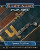 Starfinder Roleplaying Game: Starfinder Space Station Flip-Mat