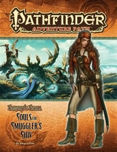 Pathfinder Roleplaying Game: Souls for the Smuggler's Shiv module 037