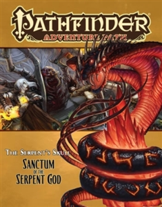 Pathfinder Roleplaying Game: Sanctum of the Serpent God module 042