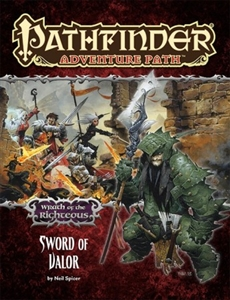 Pathfinder: Sword of Valor supplement