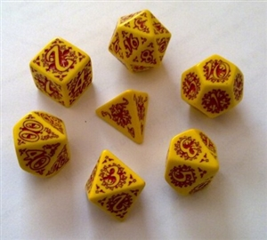 Pathfinder: Legacy of Fire Dice Set