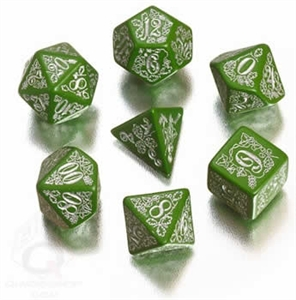 Pathfinder: Kingmaker Dice Set (7 dice)