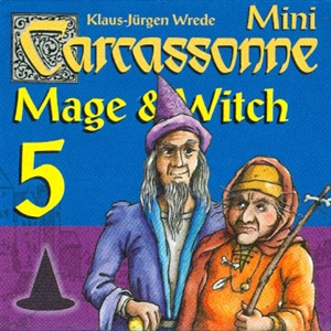 Carcassonne: Mage & Witch