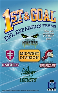 1st & Goal: Midwest Division