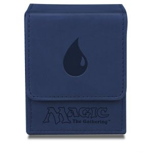 Magic the Gathering: Mana Flip Box Blue