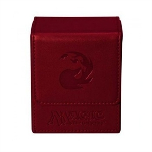 Magic the Gathering: Mana Flip Box Red