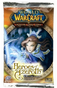 WOW Azeroth Booster Pack