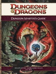 Dungeons & Dragons Dungeon Master's Guide: Roleplaying Game Core Rules (D&D 4th Edition RPG)