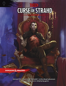 Dungeons and Dragons: Curse of Strahd (5th edition)