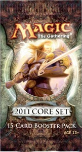 2011 (M11) Core Set Booster Pack Magic the Gathering