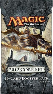 2012 (M12) Core Set Booster Pack Magic the Gathering