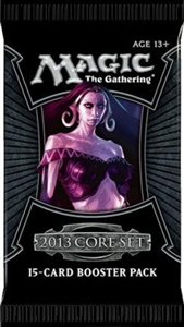 2013 (M13) Core Set Booster Pack Magic the Gathering