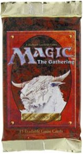 4th Edition Booster Pack Magic the Gathering