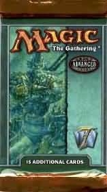 7th Edition Booster Pack Magic the Gathering