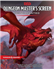 Dungeons and Dragons RPG: Dungeon Master`s Screen Reincarnated (5th edition)