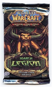 WOW March of the Legion