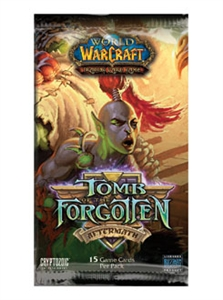WOW Tomb of the Forgotten Booster Pack