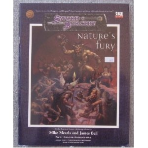 Nature's Fury (Sword & Sorcery d20 RPG)