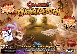 Quarriors! Quarmageddon Expansion