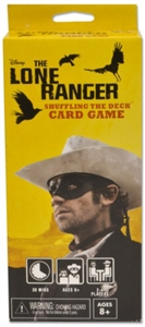 The Lone Ranger: Shuffling the Deck Card Game