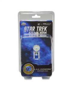 Star Trek: Attack Wing - U.S.S. Enterprise Expansion Pack