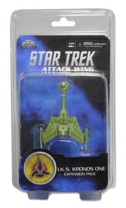 Star Trek: Attack Wing -I.K.S. Kronos One Expansion Pack