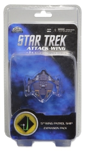 Star Trek: Attack Wing - 5th Wing Patrol Ship  Expansion Pack
