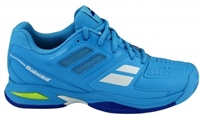 Babolat Propulse Team All Court Junior Tennis Shoes Blue