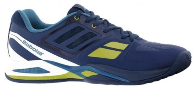 Babolat Propulse Team BPM All Court Men's Tennis Shoes Blue