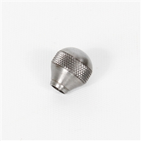LAW Remington 700 Bolt Knob, Knurled
