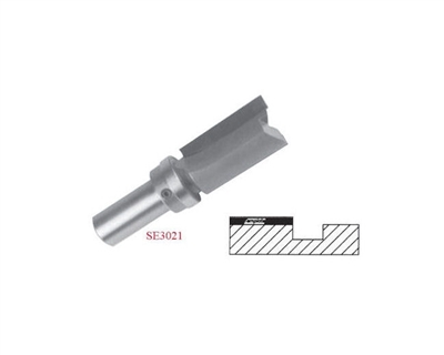 "1/2"" Carbide-Tipped Template Bit"